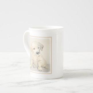 Golden Retriever Puppy Tea Cup