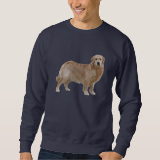 Golden Retriever Sweatshirt Unisex
