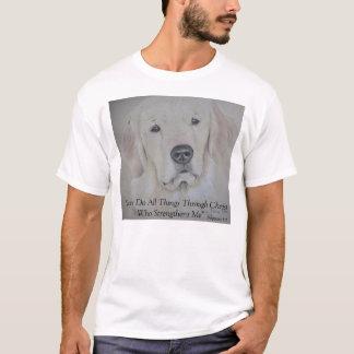 Golden Retriever T-shirt -religious