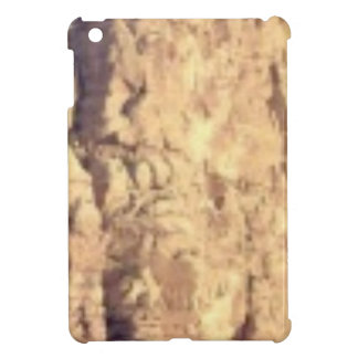 golden rock fill iPad mini cover