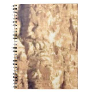 golden rock fill notebook