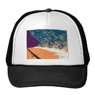 Golden Route - Inspirational Diamond n Purple Trucker Hat