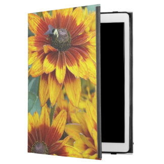 "Golden Rudbeckias Floral iPad Pro 12.9"" Case"