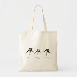 """""""Golden Rules"""" Tote"""