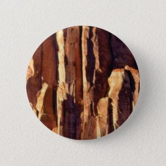 golden sandstone pillars 2 inch round button