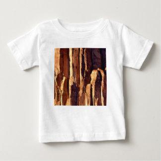 golden sandstone pillars baby T-Shirt