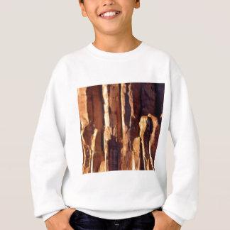 golden sandstone pillars sweatshirt