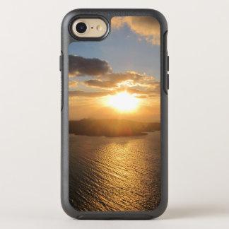 Golden Santorini Sunset OtterBox Symmetry iPhone 7 Case