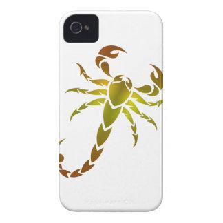 Golden Scorpion Case-Mate iPhone 4 Cases
