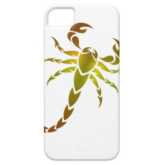 Golden Scorpion iPhone 5 Cases