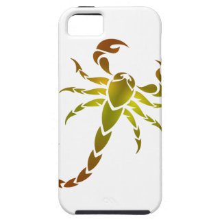 Golden Scorpion iPhone 5 Cover