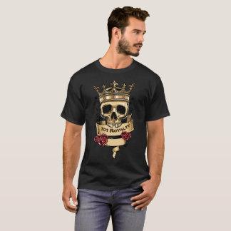 Golden Skull 101 Royalty T-Shirt