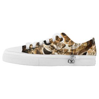 Golden slippers #2 Low-Top sneakers