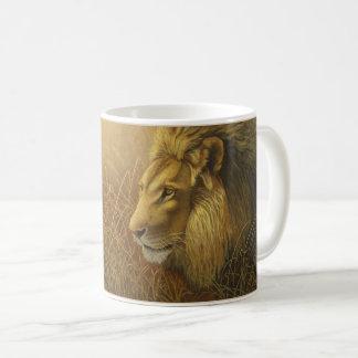 """Golden Son"" Lion - Coffee Mug"