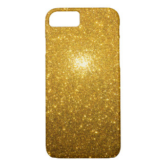Golden Sparkles iPhone 8/7 Case