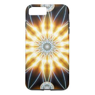 Golden Star Mandala iPhone 7 Plus Case