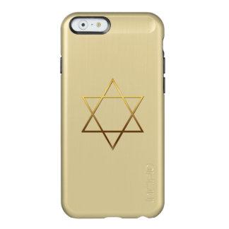 Golden Star of David Iphone case 3