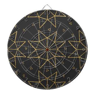 Golden Star Wheels Dartboard