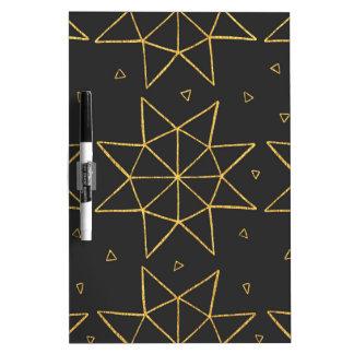 Golden Star Wheels Dry Erase Board