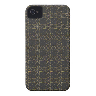 Golden Star Wheels iPhone 4 Case-Mate Case