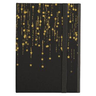 Golden Stars - ipad Air case