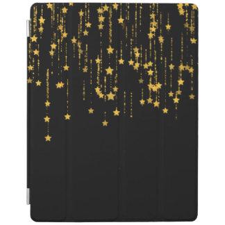 Golden Stars iPad Cover