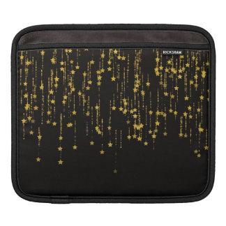 Golden Stars iPad Sleeve