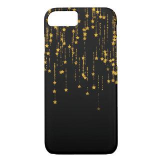 golden stars iPhone 8/7 case