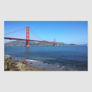 Golden State Bridge - San Francisco, California