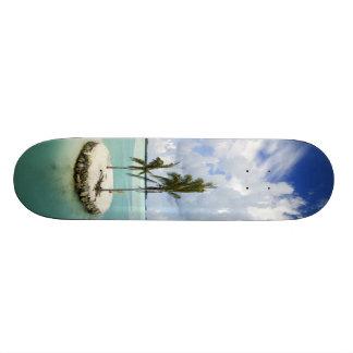 Golden State of Mind Skateboard