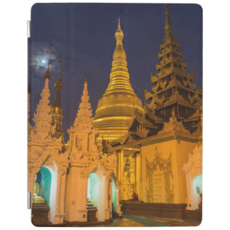 Golden Stupa And Temples iPad Cover