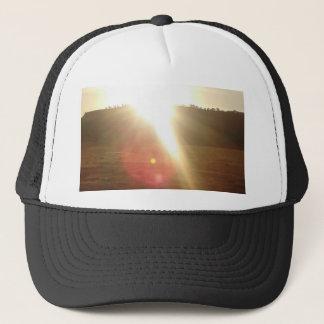 Golden Sun 3 Trucker Hat