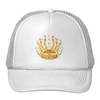 Golden Sunrise Trucker Hat