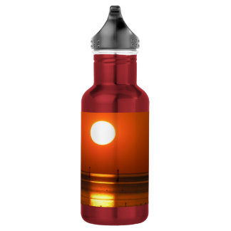 Golden Sunset His Palette 532 Ml Water Bottle
