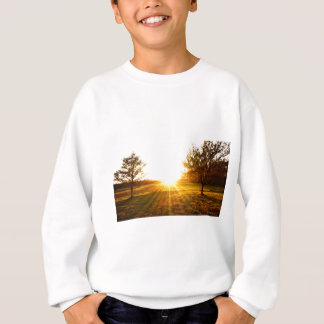 Golden Sunset on the Island Sweatshirt