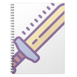 Golden Sword Notebook