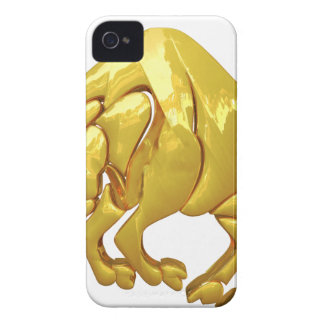 Golden Taurus iPhone 4 Case-Mate Case