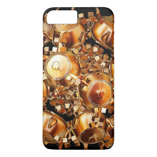 Golden Teapots And Sugar Cubes Phone Case