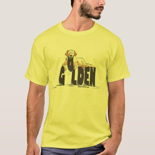 Golden Tee Shirt