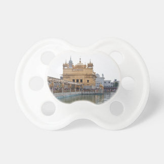 Golden Temple and devotees Pacifier