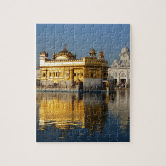 Golden Temple Jigsaw Puzzle