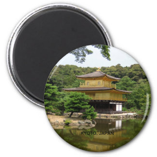 Golden Temple, Kyoto Magnet