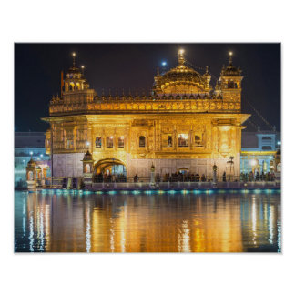 golden temple poster