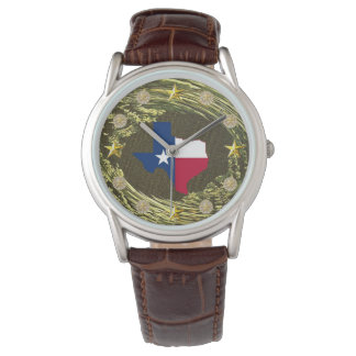 GOLDEN TEXAN WATCH