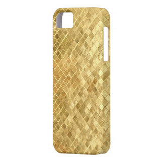Golden texture iPhone 5 covers