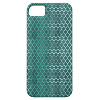 Golden Thanksgiving in teal iPhone 5 Covers
