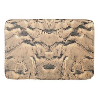 Golden Tidal Sands Bath Mat
