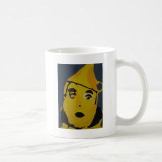 Golden Tin Man Coffee Mug
