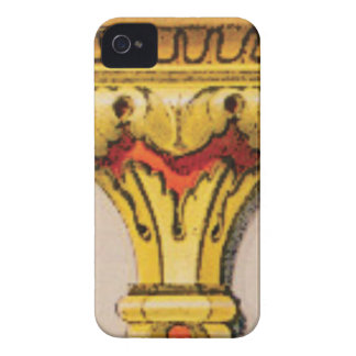 golden torch of glory iPhone 4 cover