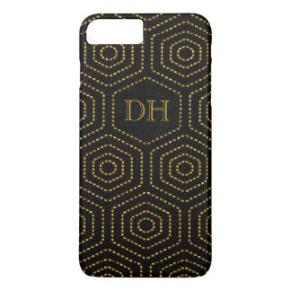 golden tortoise shell iPhone 7 plus case